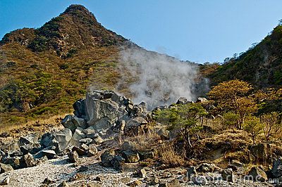 Hakone Mountain