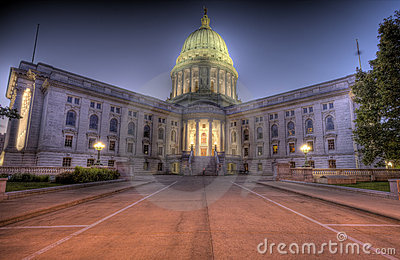 Madison, Wisconisn HDR