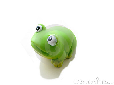 Cute Frog Toy