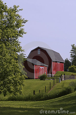 Midwest American Barn