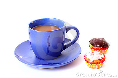 Coffee   with cakes