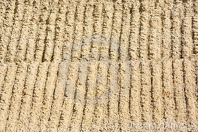 Dry soil pattern for background
