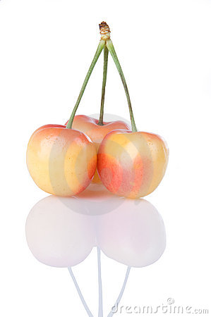 Rainier Cherry Trio