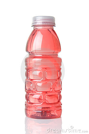 Sport Drink In Bottle