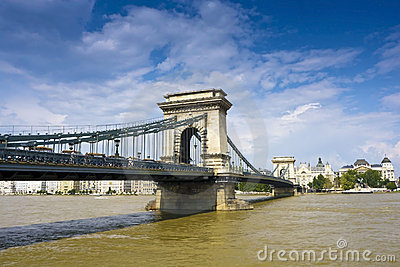 Bridge on the Danube