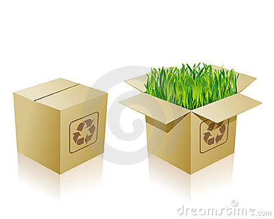 Environmental carton