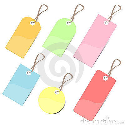 Colors tags