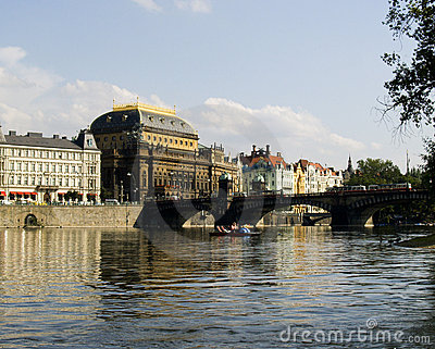 National Theater Prague