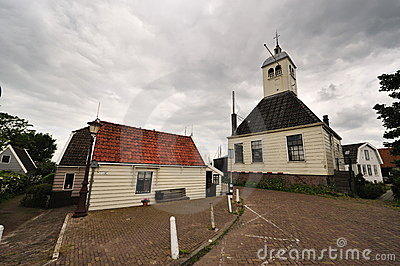 Church in Durgerdam