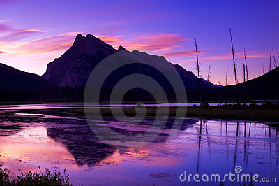 Vermillion Lakes 1