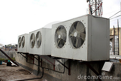 Air Conditioning Condensors