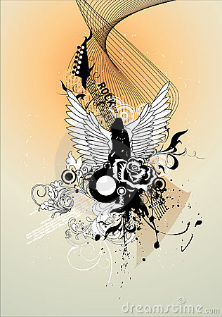 Angel vector composition