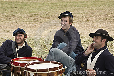 Union Drummer Boys
