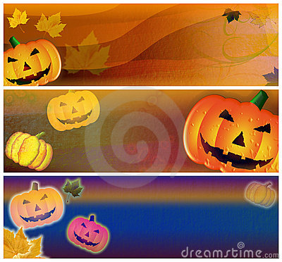 Halloween Headers