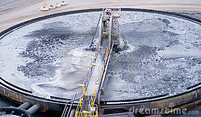 Washing of coal