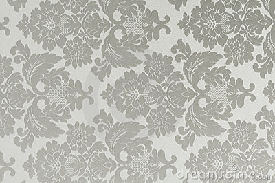 damask material background