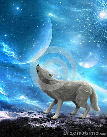 White Wolf Howling Moon, Moons