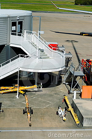 Airfield equipment and infrastructure