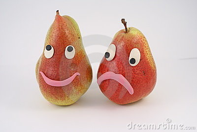 Funny pears