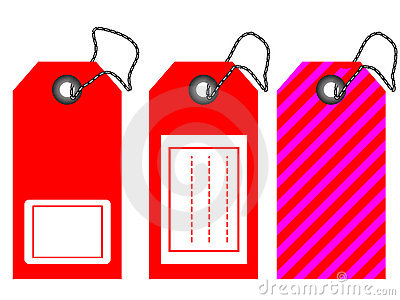 Labels and tags (vector)