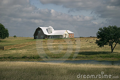 Is it a Barn or House