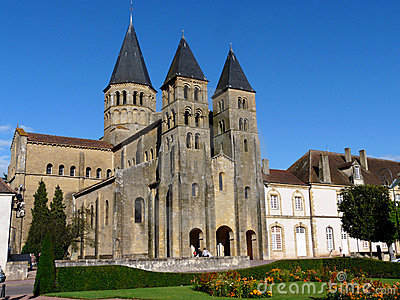 Basilica du Sacré-Coeur at Paray-le-Monial