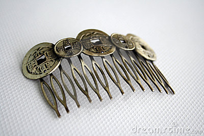 Chinese comb