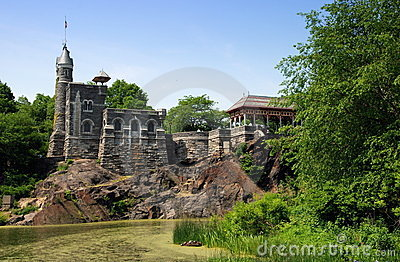 NYC: Belvedere Castle in Central Park