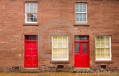 House in Scotland