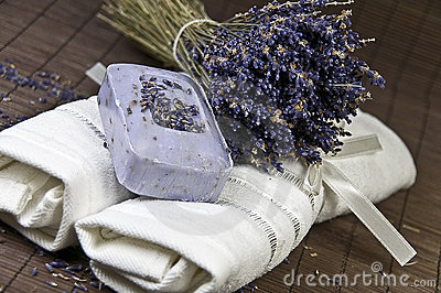 Lavender and Soap