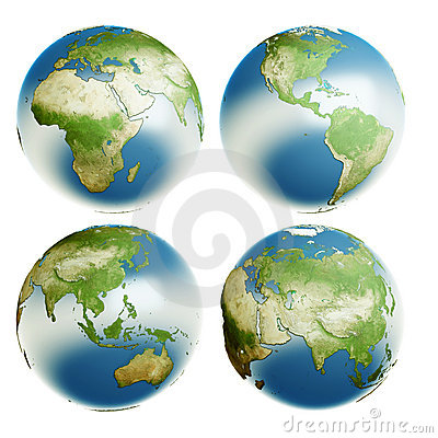 Earth_4view