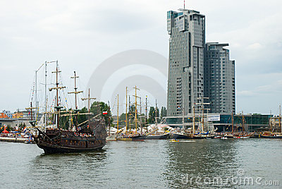 Tall Ship Races - Gdynia - Poland 04.07.2009