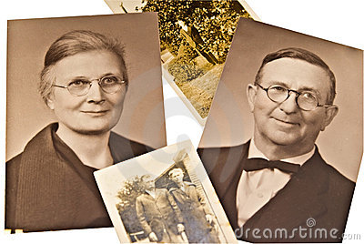 Vintage Photos in Sepia
