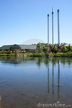 Bend's Old Mill District
