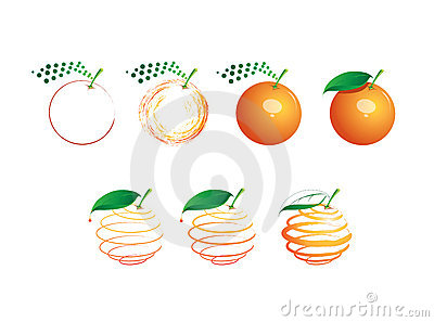 Orange sequence