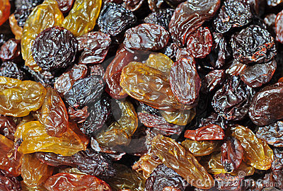 Mixed Organic Raisins
