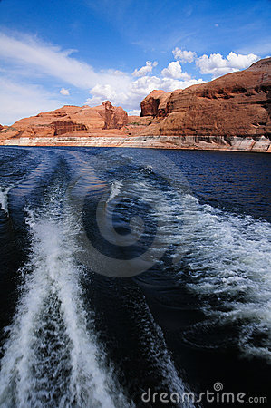 Glen Canyon and Lake Powell