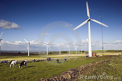 Wind Farm Yorkshire