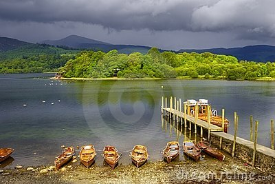 Lake Derwent Water