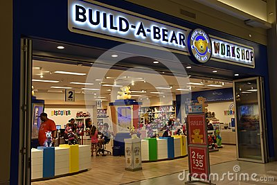 Build-A-Bear Workshop at Mall of America in Bloomington, Minnesota