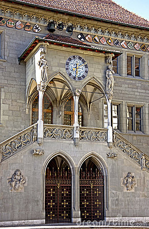 Old city of Bern 1