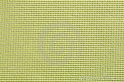 Yoga mat surface close up