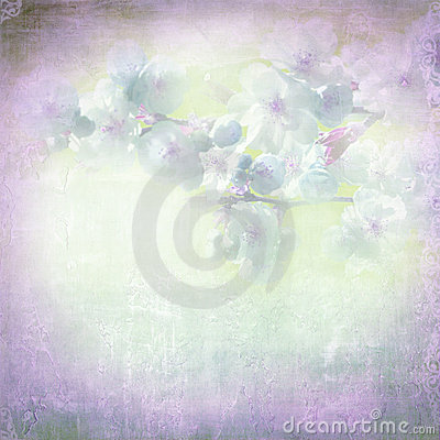 Cloudy Flowers