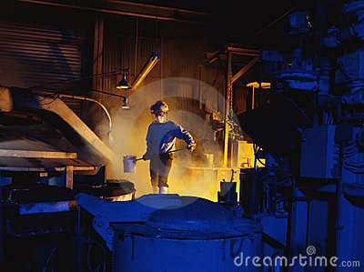 Foundry and Worker