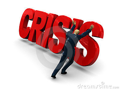 Struggle with the crisis