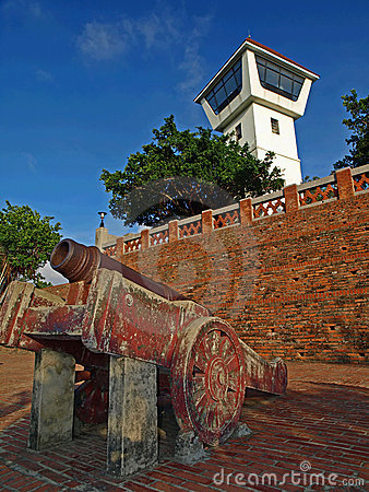 Tainan Anping Old Fort