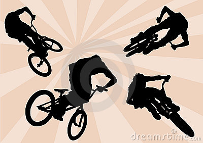 Extreme cyclists