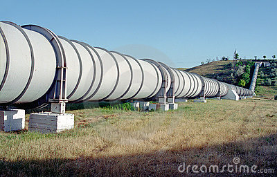Irrigation pipeline