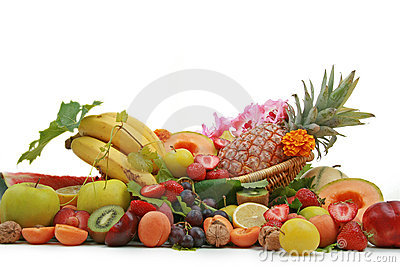Fruits exotic