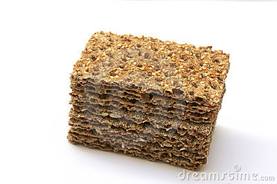 Stack of fibre crackers